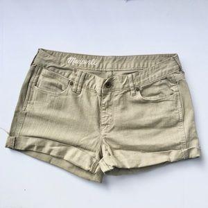 Madewell Shorts Sz 29 EUC